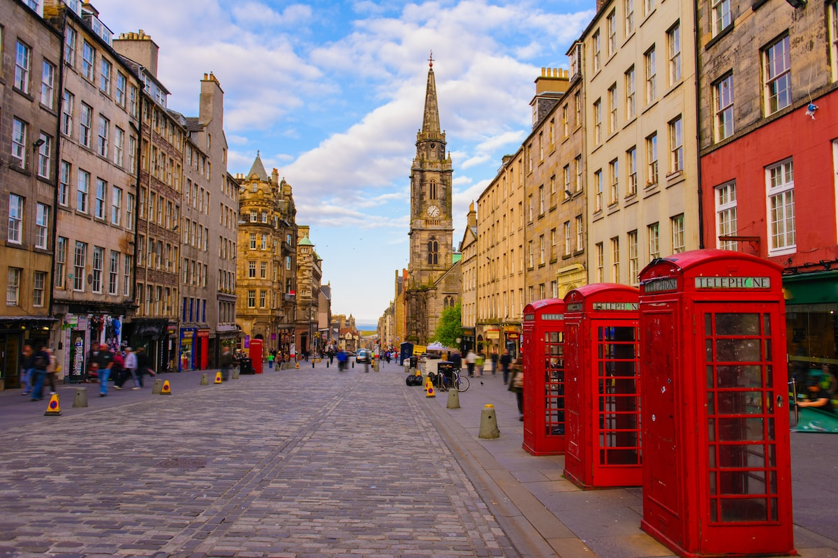 What is Edinburgh Famous For, best attractions