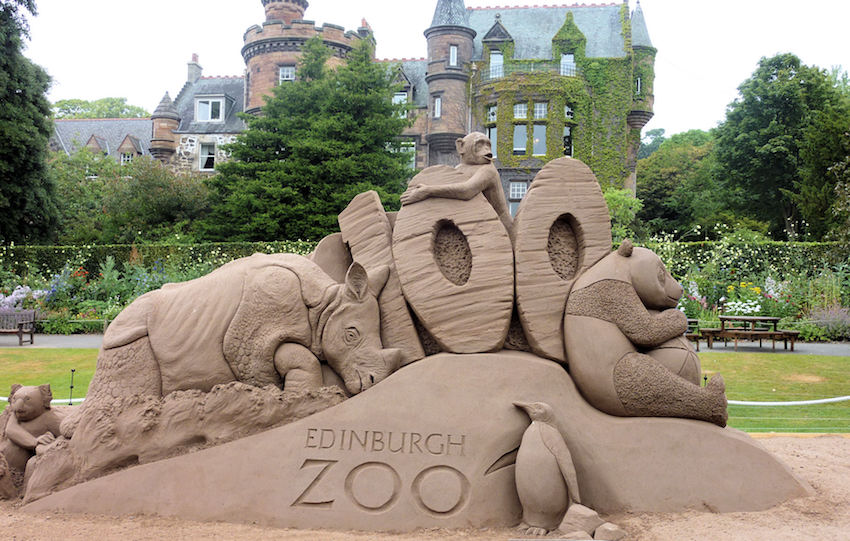 Things to do Edinburgh Kids, Scotland Travel Blog