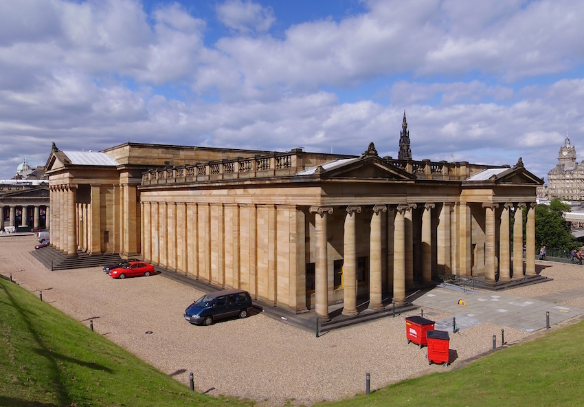 Free Museums in Edinburgh, scotland travel blog